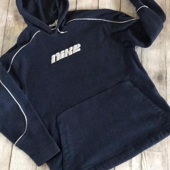 4e93525862f5 Vintage Nike Hoodie Jacket XL Old School. M 5a9705bc45b30cb69a539d30